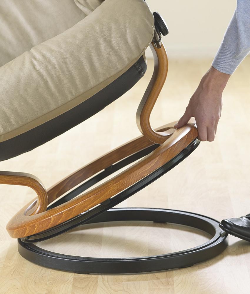 Ekornes Stressless® Recliner Elevator Ring - Forma Furniture