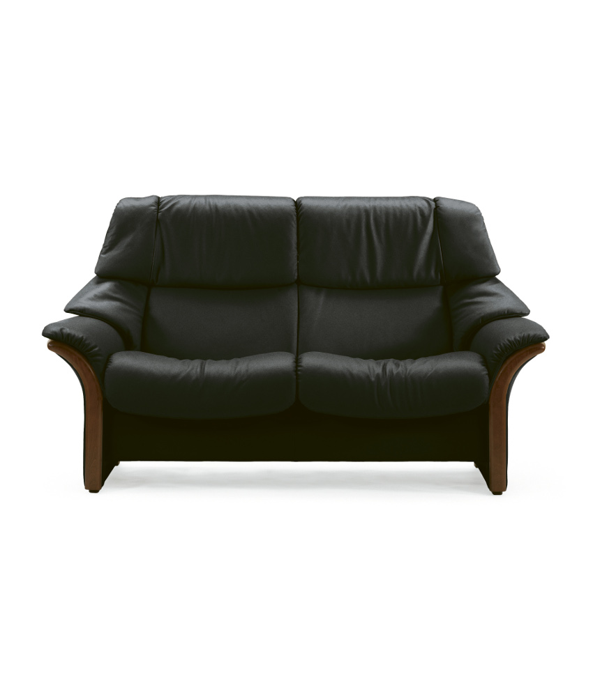 ekornes stressless eldorado high back loveseat forma. Black Bedroom Furniture Sets. Home Design Ideas