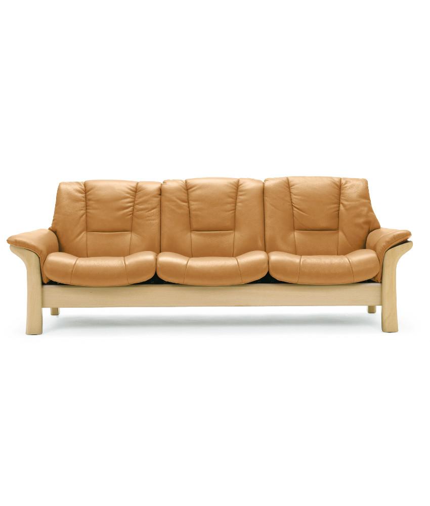 Ekornes Stressless Buckingham Low Back Sofa Forma Furniture