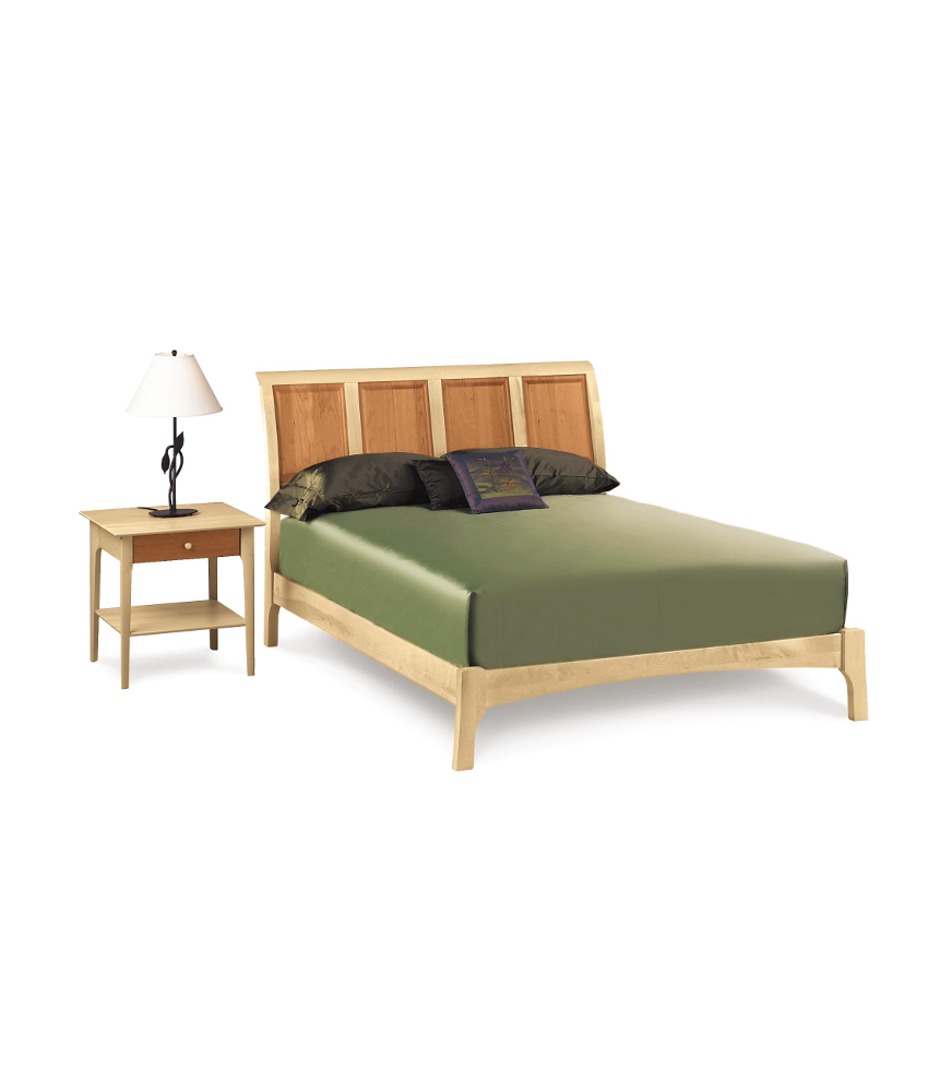 Copeland Sarah Sleigh Bed 45 Quot Headboard Amp Low Footboard