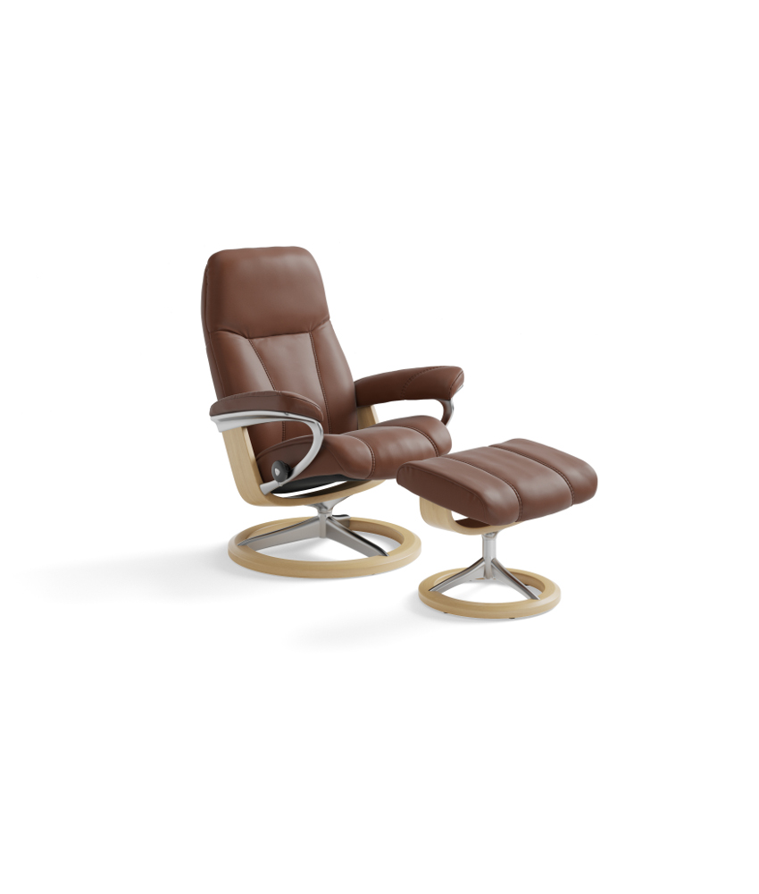 ekornes stressless consul recliner forma furniture. Black Bedroom Furniture Sets. Home Design Ideas