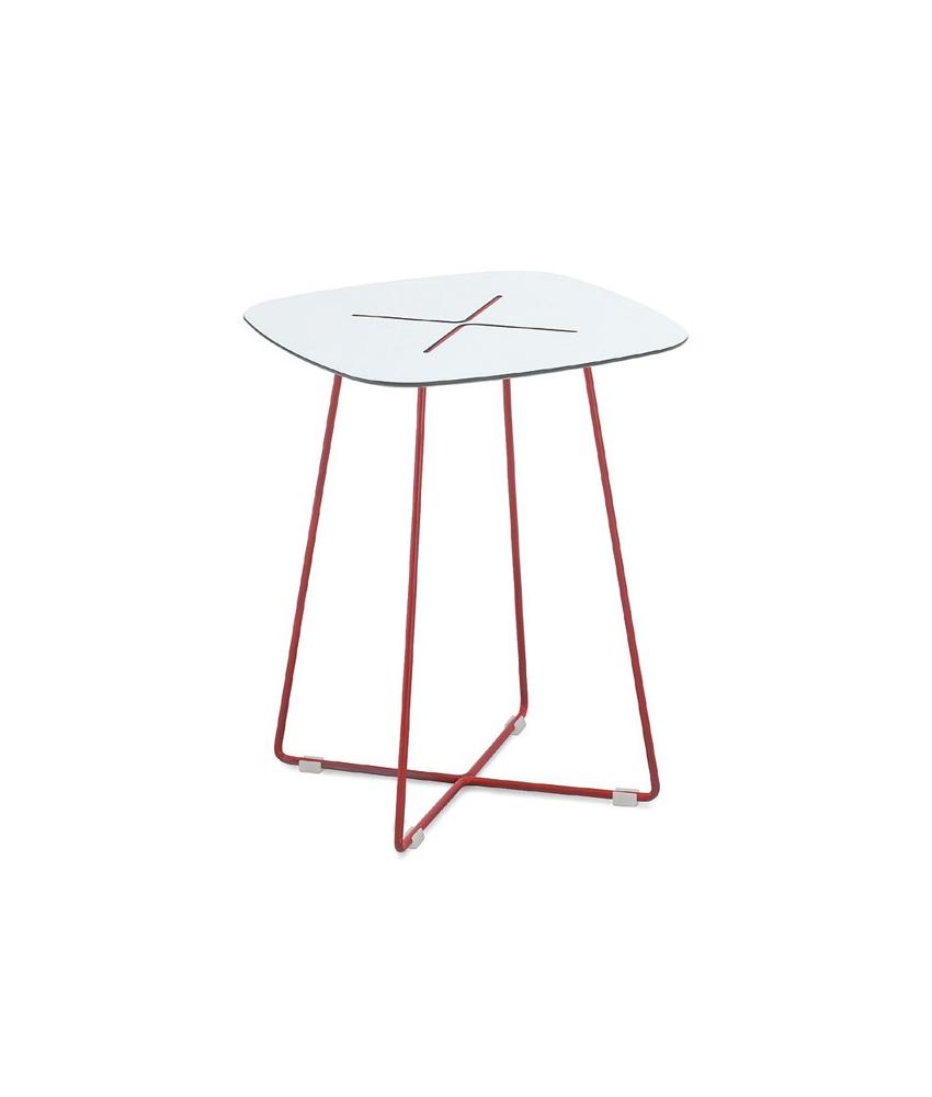 Domitalia cross high end table forma furniture