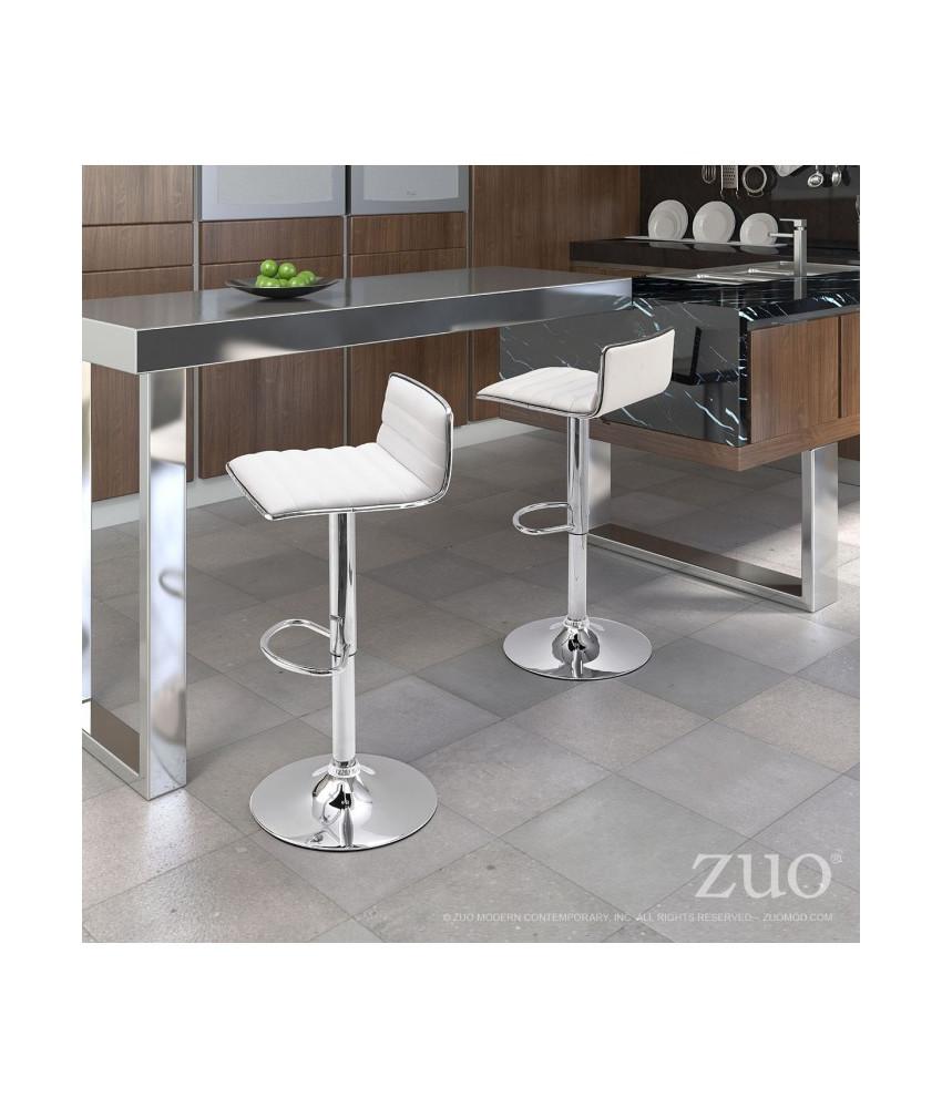 Zuo Equation Adjustable Bar Stool Forma Furniture