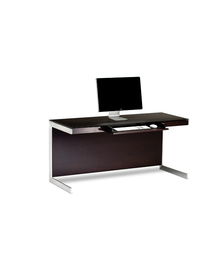 Bdi Sequel Desk With Back Panel Forma Furniture