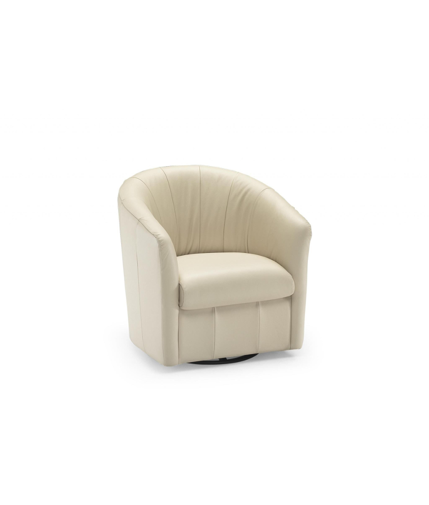 Magnificent Natuzzi A835 Swivel Chair Veronica Squirreltailoven Fun Painted Chair Ideas Images Squirreltailovenorg