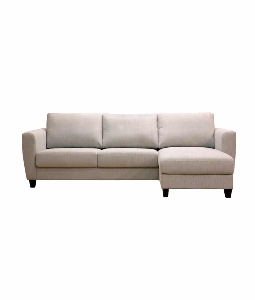 Luonto Flex Loveseat Chaise - Full Size Sleeper