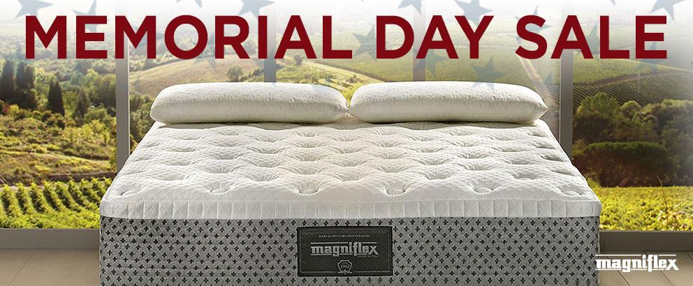 Magniflex Memorial Day Sale