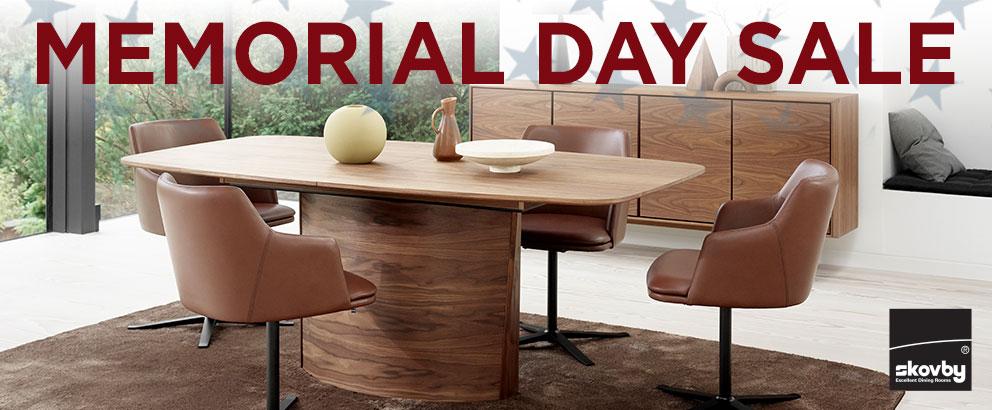 Skovby Memorial Day Sale