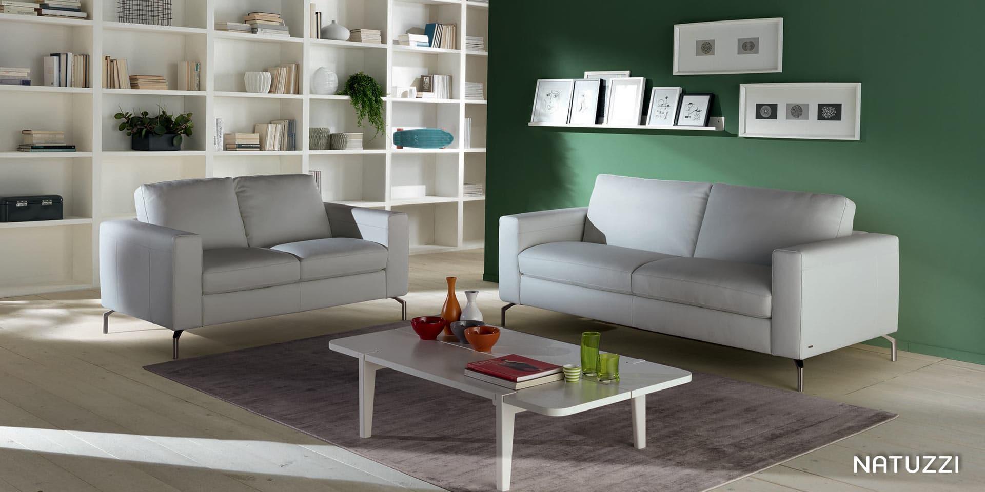 Natuzzi sofas