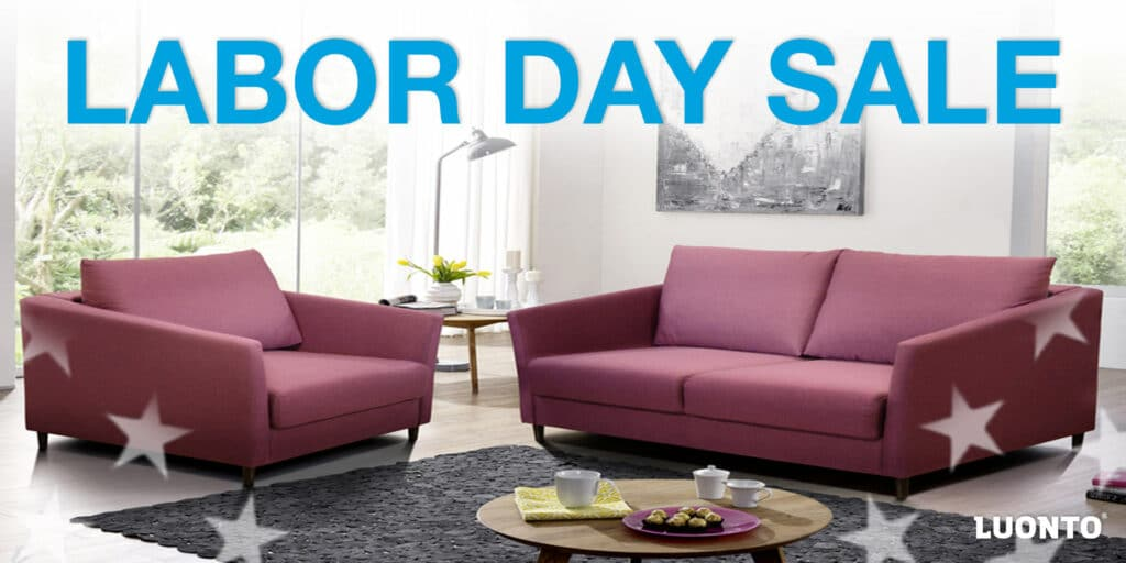 Luonto Labor Day Sale