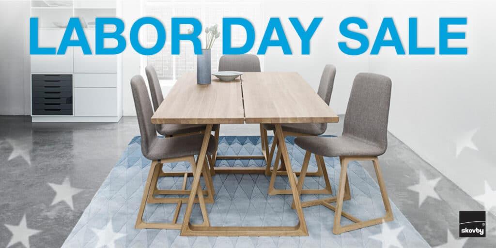Skovby Labor Day Sale