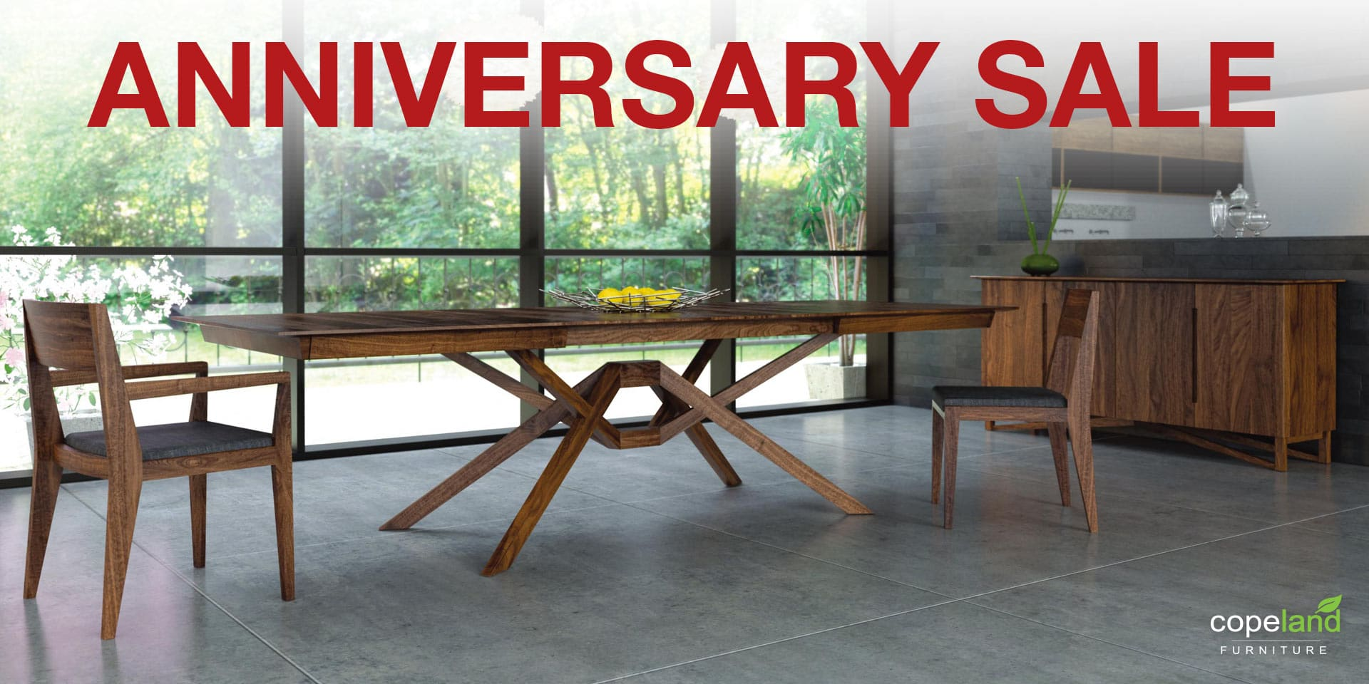 Anniversary Copeland Sale